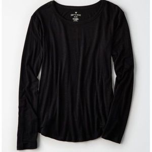 Soft & Sexy T long sleeve AE American Eagle Small